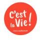 logo c'est la vie, campagne grand âge