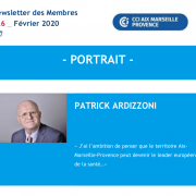 Portrait de Patrick ARDIZZONI
